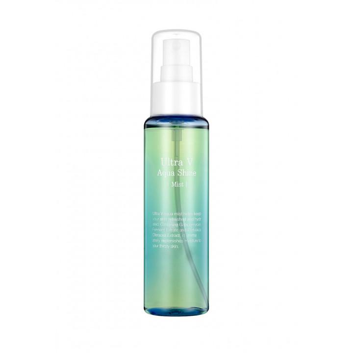 Увлажняющий спрэй для лица - Aqua Shine Mist [100мл] 8809422603781