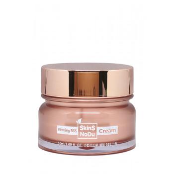 Антивозрастной крем для лица с экстрактом икры SkinSNoDu Firming 365 Cream 50 мл 8809611000988
