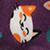 Котики фиолет