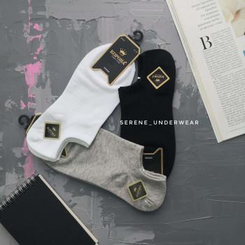 Чоловічі короткі шкарпетки- сліди 977