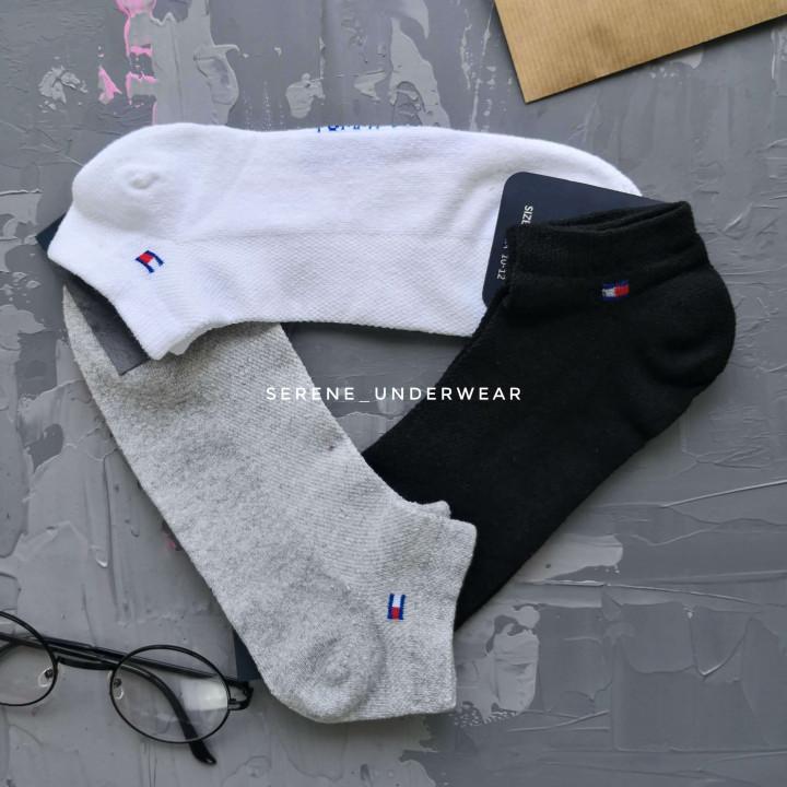 Чоловічі короткі шкарпетки- сліди 39-42 1019
