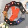 Жіночі однотонні демісезонні шкарпетки 1154