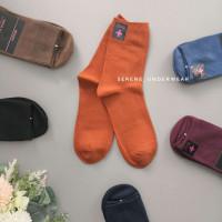 Жіночі однотонні демісезонні шкарпетки 1197